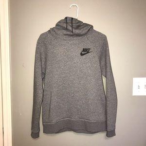 NEW Gray Nike Pullover Sweatshirt